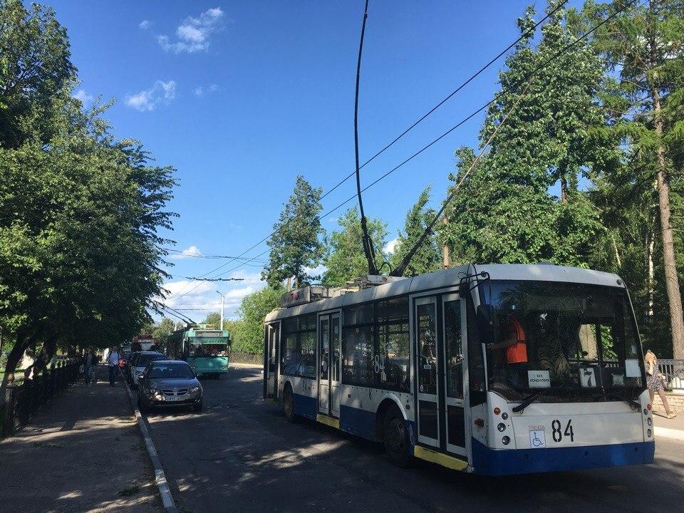 В Новосибирске подтвердили, что забирают тверские троллейбусы