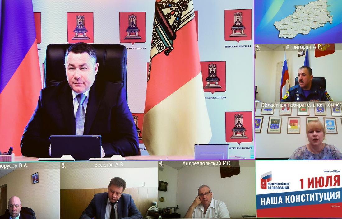 Результаты голосования по поправкам в Конституцию станут известны 2 июля  - новости Афанасий