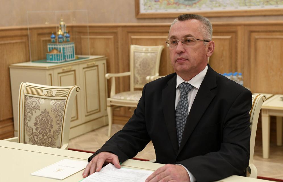 Главой Пеновского муниципального округа стал Владимир Морозов - новости Афанасий