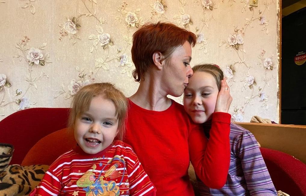 Фонд «Константа» помог маме из Тверской области вернуть пятерых детей - новости Афанасий