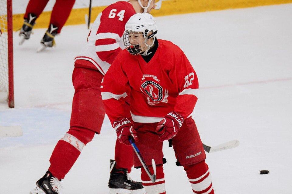 17-летний хоккеист из Тверской области будет выступать в Канадской хоккейной лиге - новости Афанасий