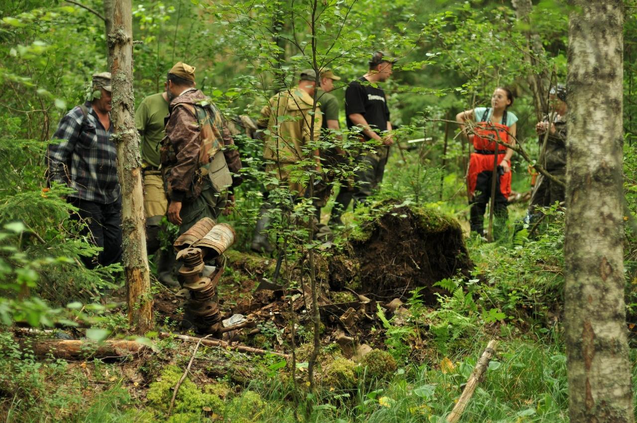 В Тверской области разыскивают родственников погибшего в годы войны летчика - новости Афанасий