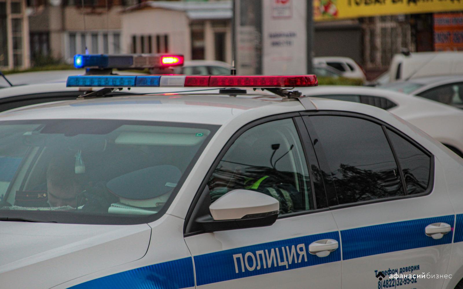 В Твери девушку госпитализировали после ДТП с участием пьяного водителя