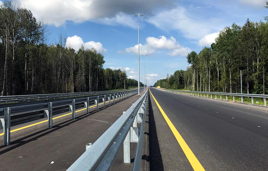 «Автодор» отчитался об отсутствии ДТП на «встречке» трассы М11 - новости Афанасий