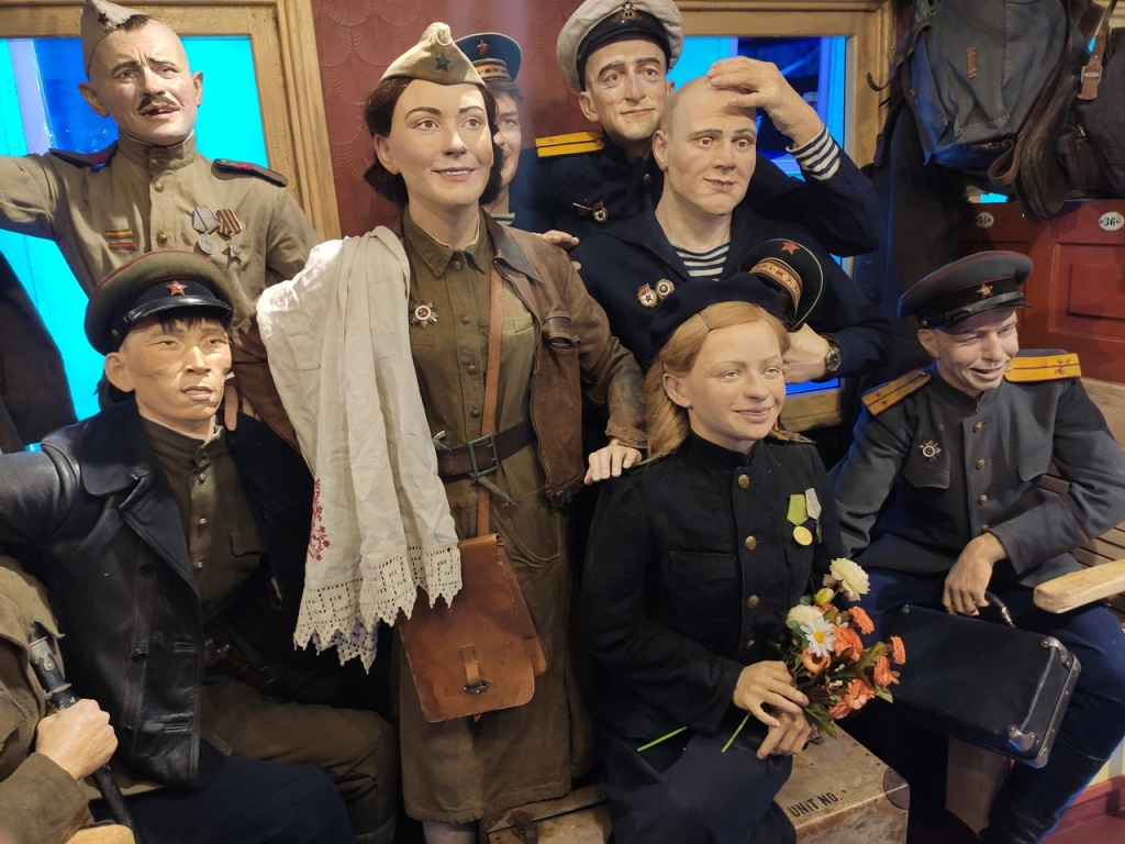 «Поезд Победы» увидят в Ржеве Тверской области в День защитника Отечества