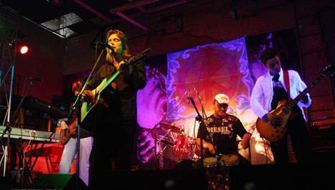 Лидер группы «Река» Михаил Жигачев выступит с сольным концертом