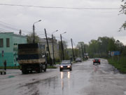 Состояние дорог в Сонкове можно назвать нормальным в части центральных улиц
