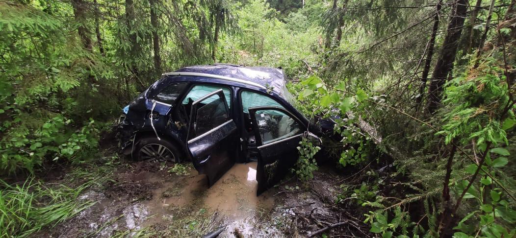 Водитель погиб в ДТП в Тверской области