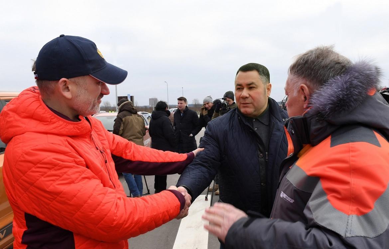 Северный обход Твери построят на средства ФНБ - новости Афанасий