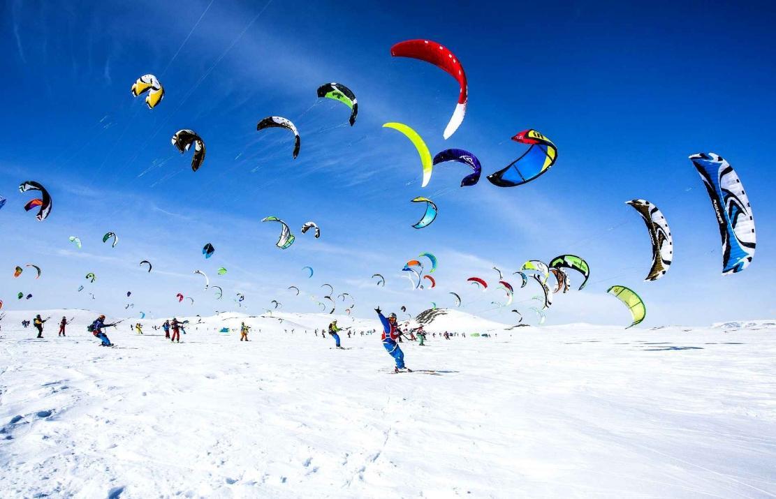 В Тверской области пройдут соревнования по сноукайтингу - новости Афанасий