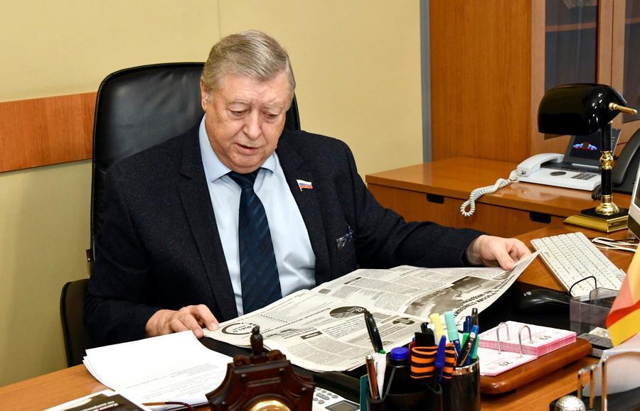 Юрий Цеберганов: о помощи людям, переходе в онлайн и важности соблюдения масочного режима - новости Афанасий