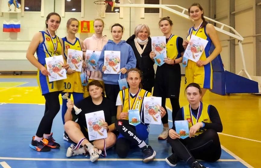 Баскетболистки ТвГТУ – вице-чемпионки рождественского турнира в Торжке - новости Афанасий