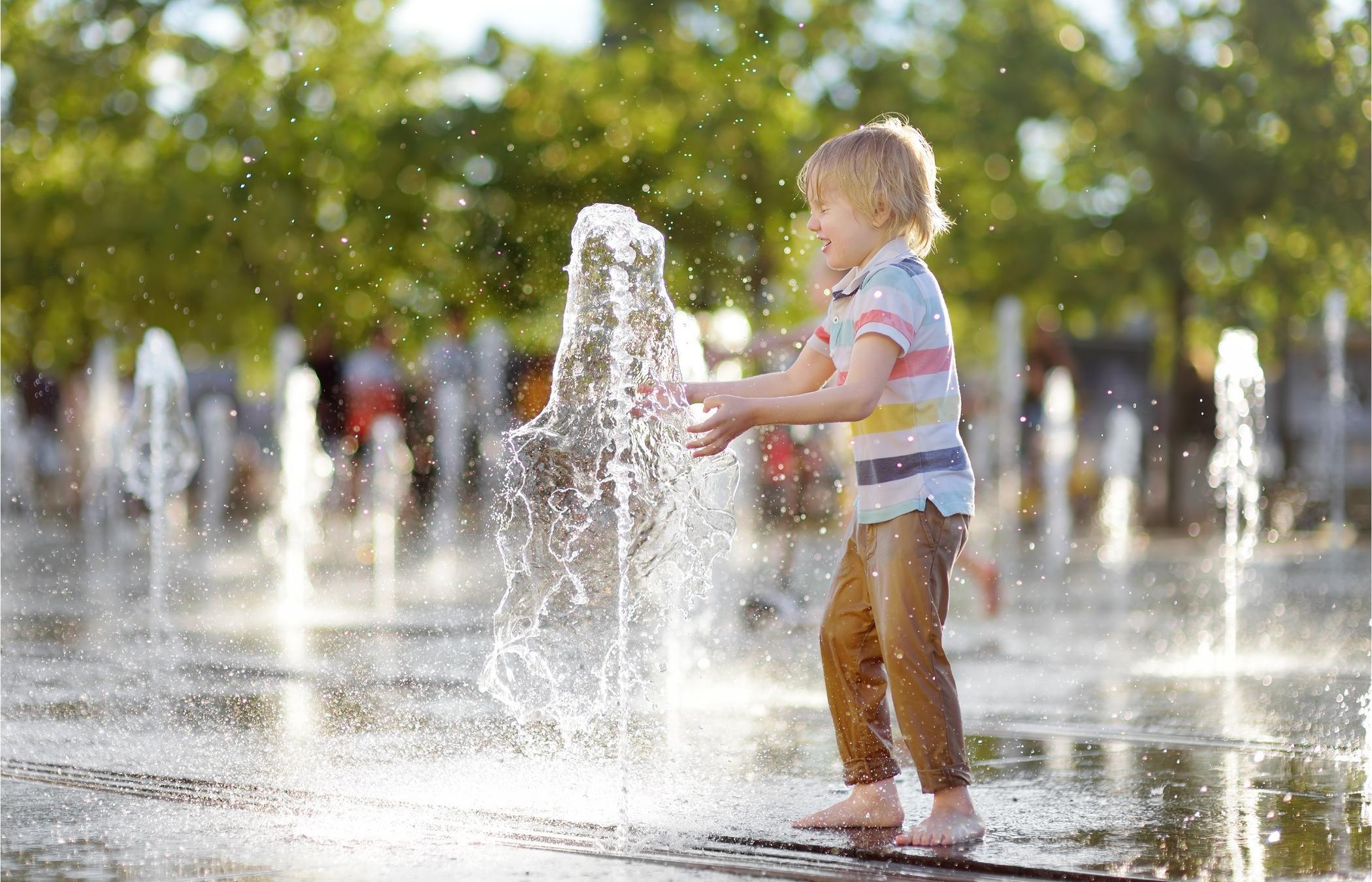 В Удомле к концу лета запустят новый фонтан - новости Афанасий