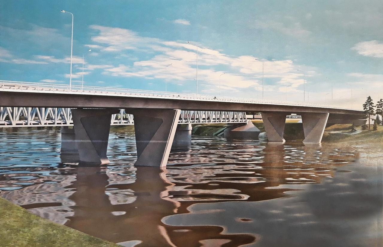 В проекте бюджета Тверской области на 2023 год есть Западный мост  - новости Афанасий