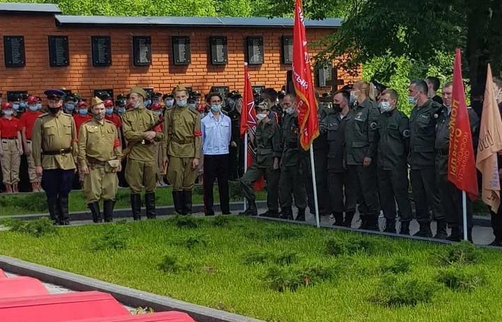 Волонтеры Кимрского района Тверской области смогли найти родственников красноармейца, погибшего в бою под Москвой - новости Афанасий