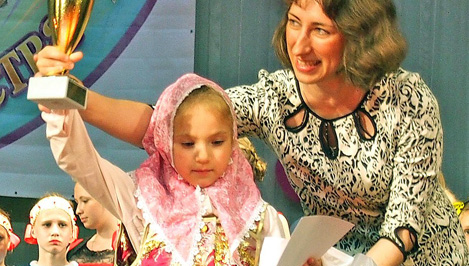 Полина Павлова из Конаково стала победительницей Международного фестиваля юношеского творчества «Ступени Мастерства»