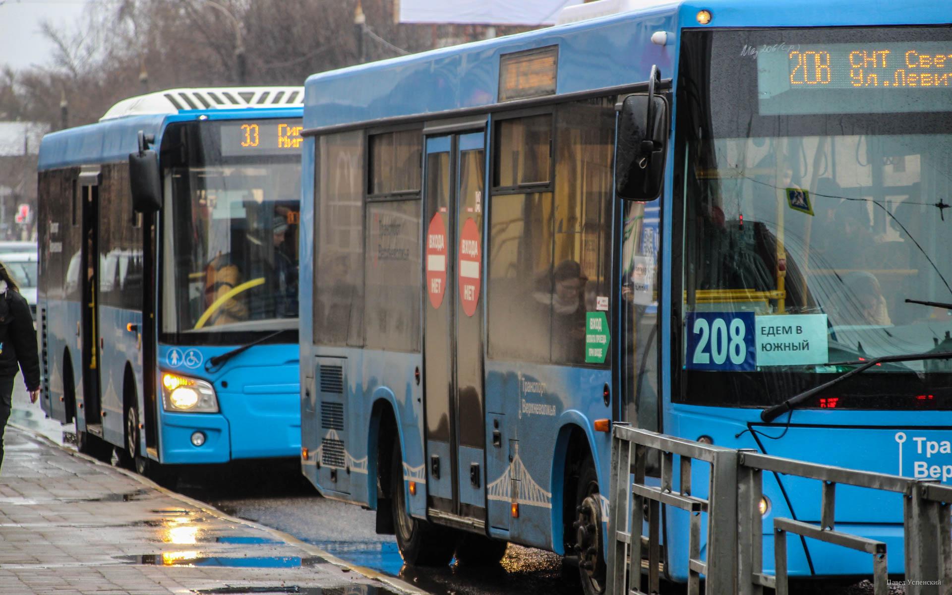 Пассажиропоток в автобусах Твери снизился на 35% - новости Афанасий