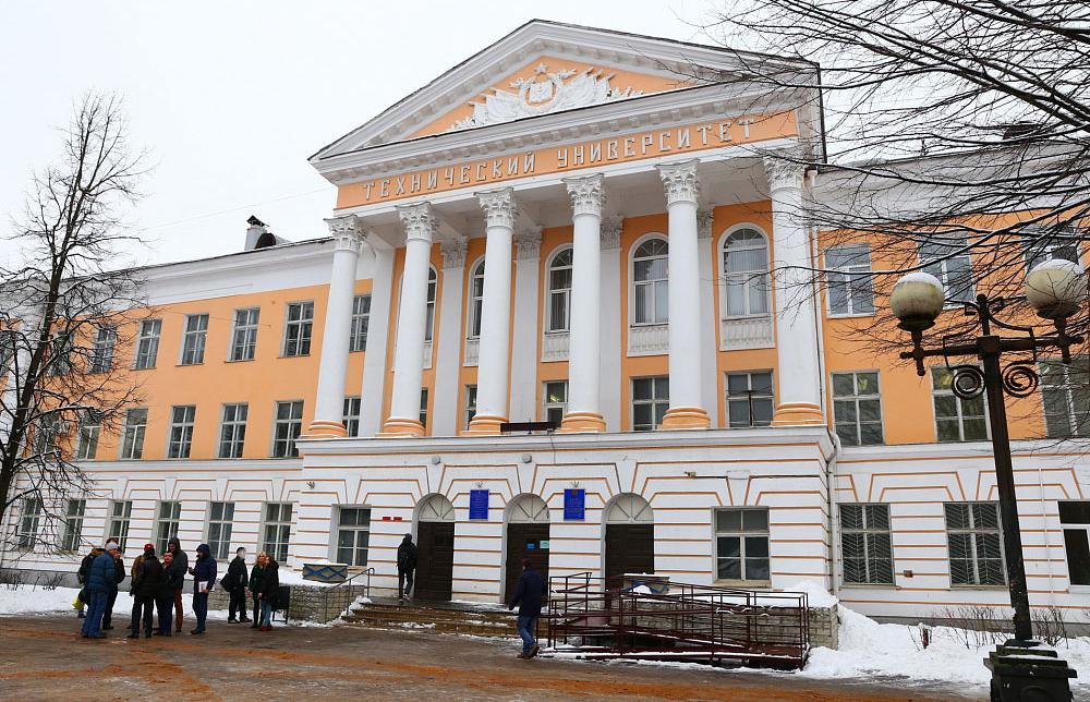 Тверской государственный технический университет второй год подряд включён в  QS World University Rankings: EECA - новости Афанасий