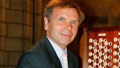Впервые в Твери выступит французский органист Жан-Поль Имбер