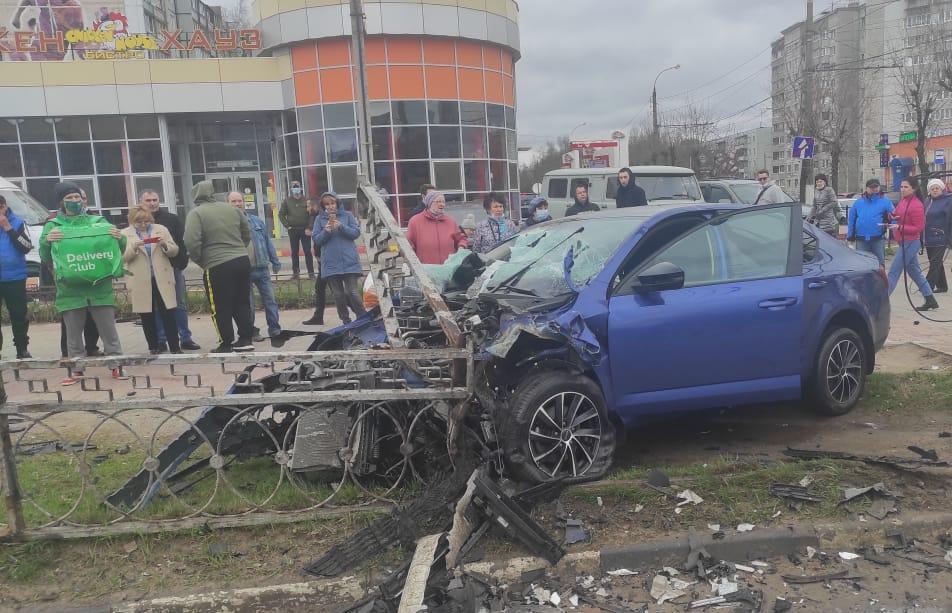 Светофор на проблемном перекрестке на улице Можайского в Твери модернизируют - новости Афанасий