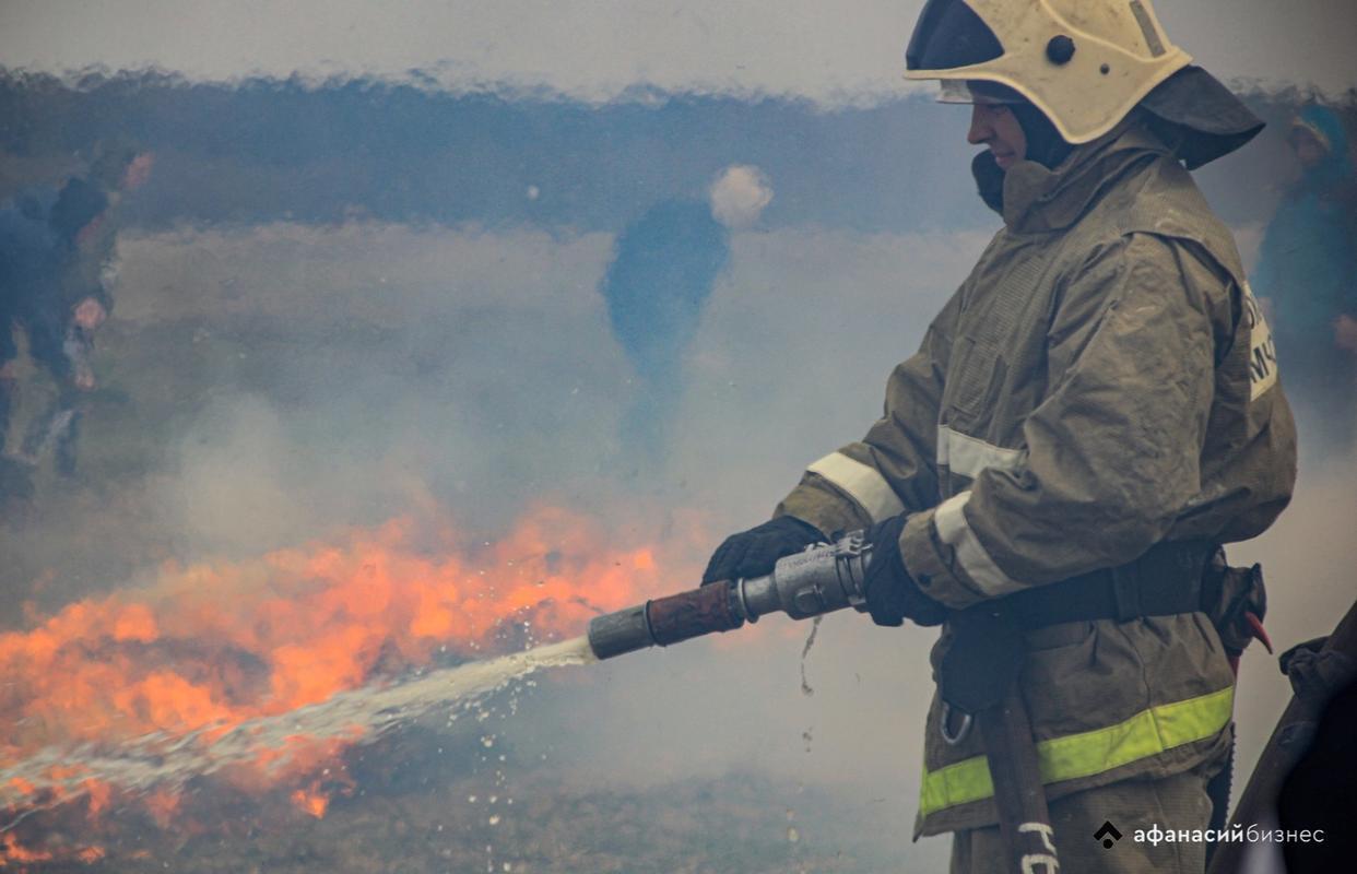 Из-за жары в Тверской области начались природные пожары - новости Афанасий