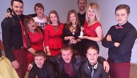 Тверские студенты стали победителями музыкального фестиваля Лиги КВН РосНОУ