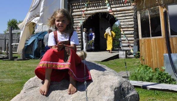 Фестиваль средневековой истории и культуры «Новоторжский Кремль» состоялся в Тверской области / фото