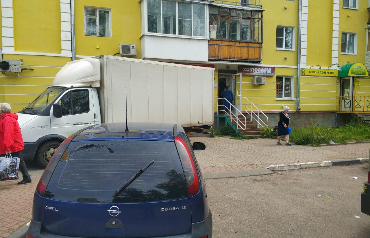 В Твери грузовой автомобиль сбил женщину - новости Афанасий