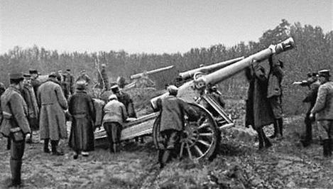 В Удомле открылась выставка, посвященная Первой мировой войне