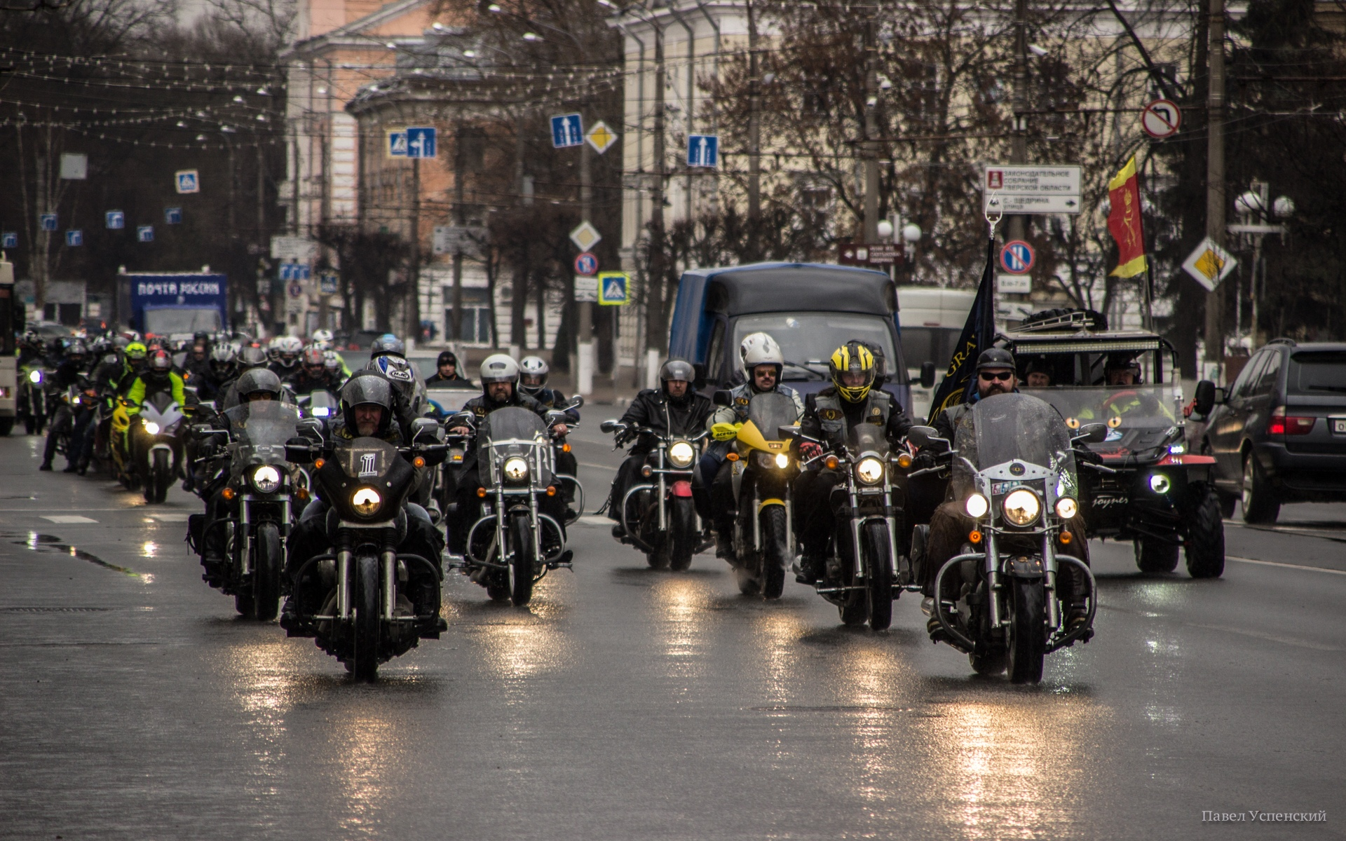 В Твери мотосоезон закроют традиционным мотопробегом по улицам города - новости Афанасий