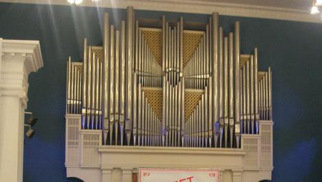 Классика органной музыки прозвучит сегодня в Твери