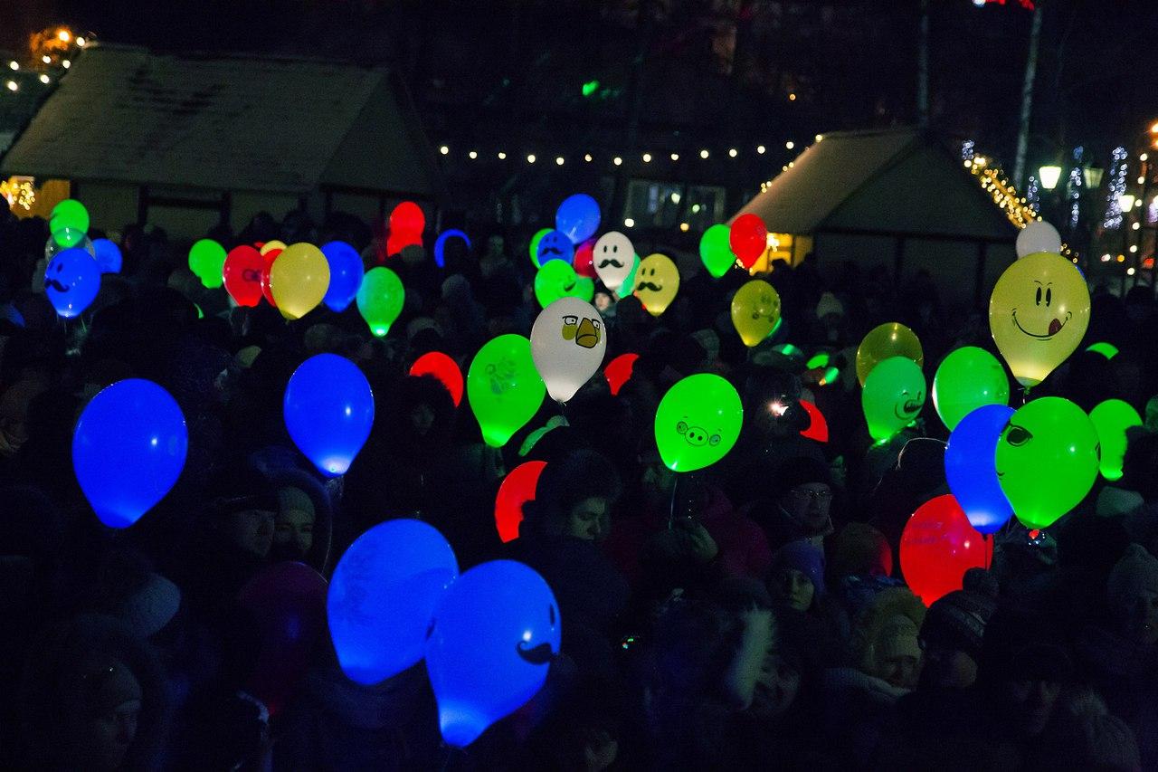 Жителей и гостей Твери приглашают на фестиваль светошариков