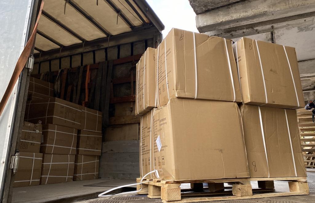 Тверским медикам передали 20 тысяч комплектов средств индивидуальной защиты - новости Афанасий