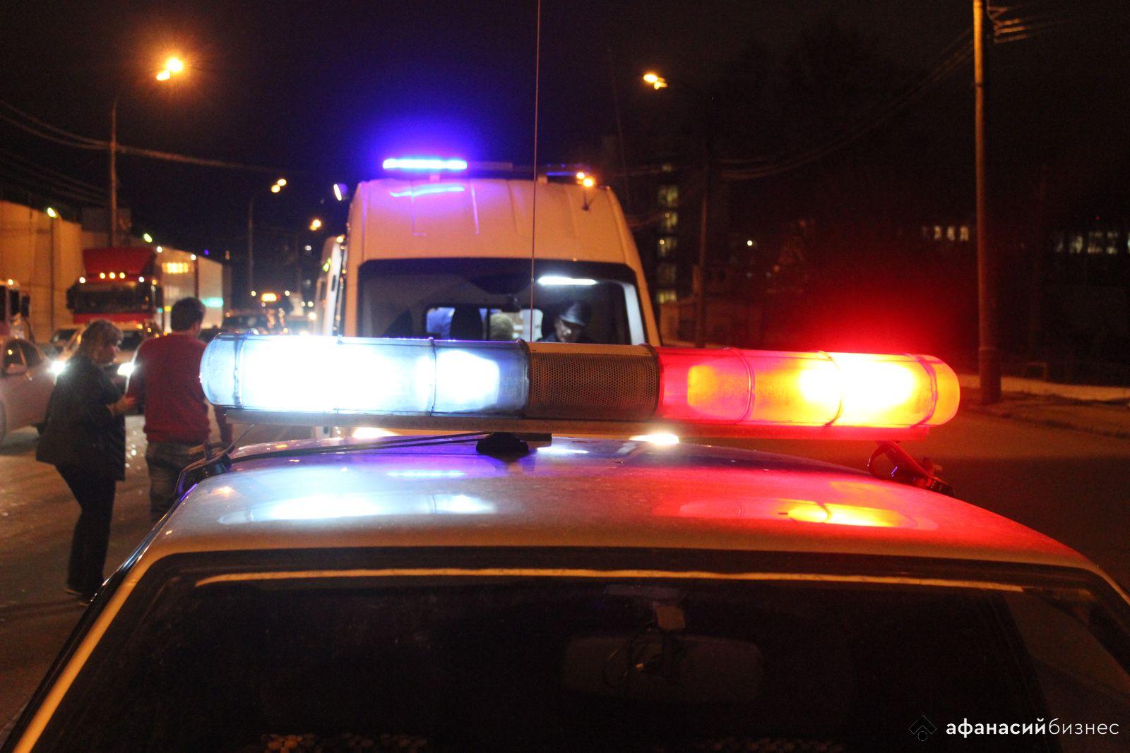 В ДТП в Тверской области пострадал пассажир легковушки - новости Афанасий