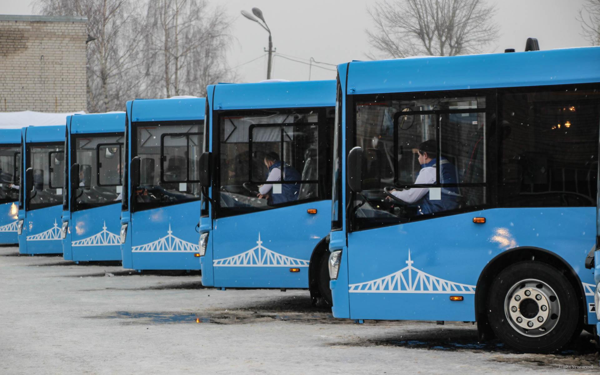 Новую модель пассажирских перевозок в Тверской области планируют внедрять в Ржеве и Кимрах - новости Афанасий