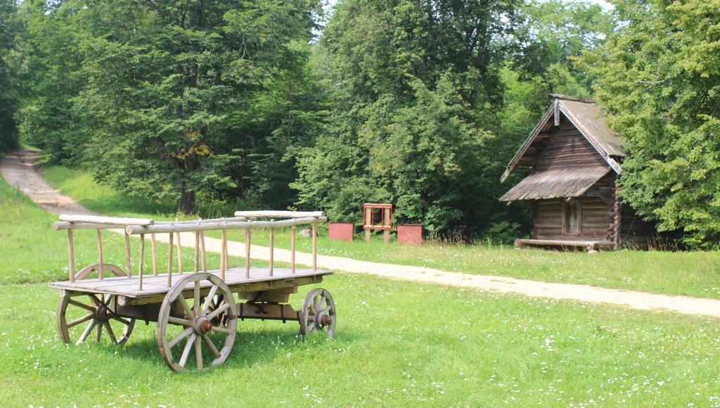 Музей под открытым небом «Василево» в Тверской области закрывается на реконструкцию - новости Афанасий