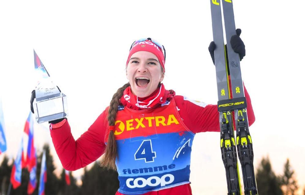 Седьмой в общем зачете завершила Тур де Ски лыжница из Твери Наталья Непряева - новости Афанасий
