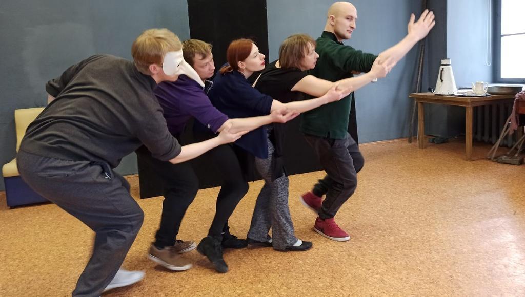 В Тверском ТЮЗе начались репетиции нового спектакля «Про Дядю Степу»
