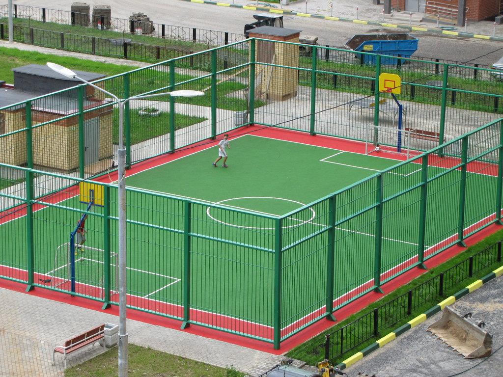 В Лихославле установят универсальную спортивную площадку - новости Афанасий