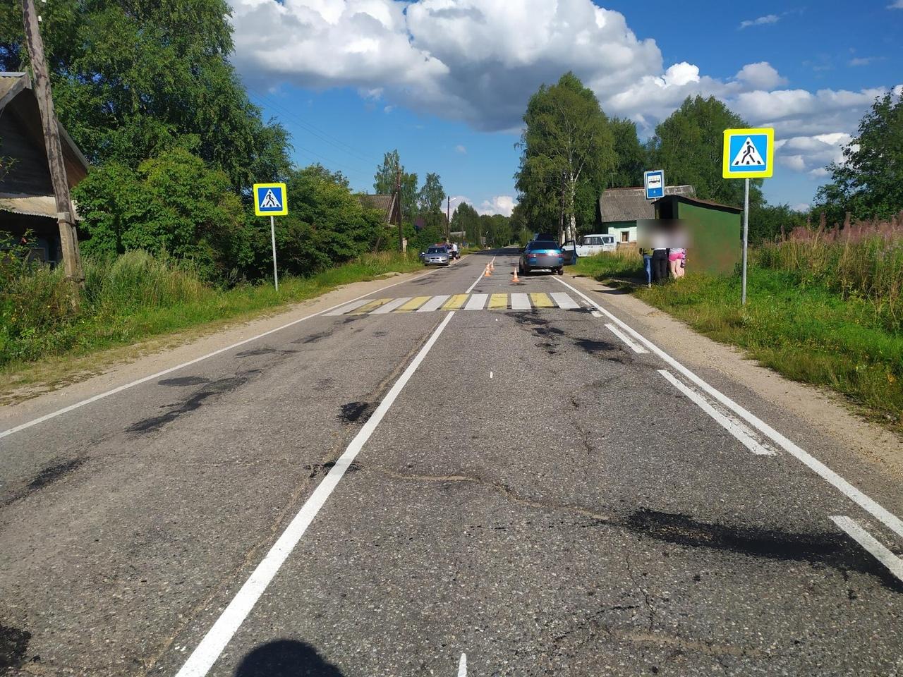 В Тверской области 18-летняя девушка за рулем «десятки» сбила 5-летнего ребенка - новости Афанасий