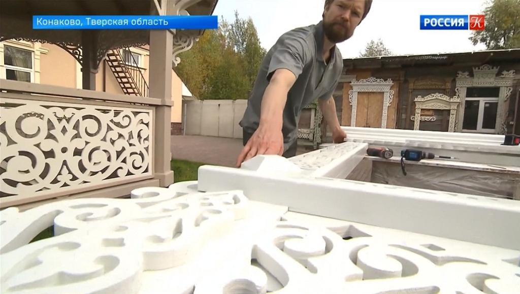 Искусство создания наличников возрождают в Тверской области - новости Афанасий