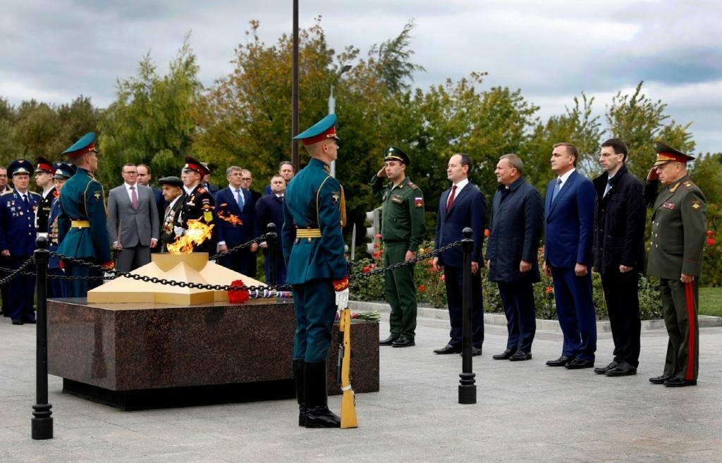 В Туле открыт первый в России мемориал энергетикам – героям Великой Отечественной войны  - новости Афанасий