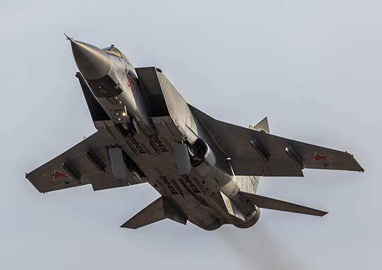 В Тверской области истребители МиГ-31 и Су-35 уничтожили воздушные цели - новости Афанасий