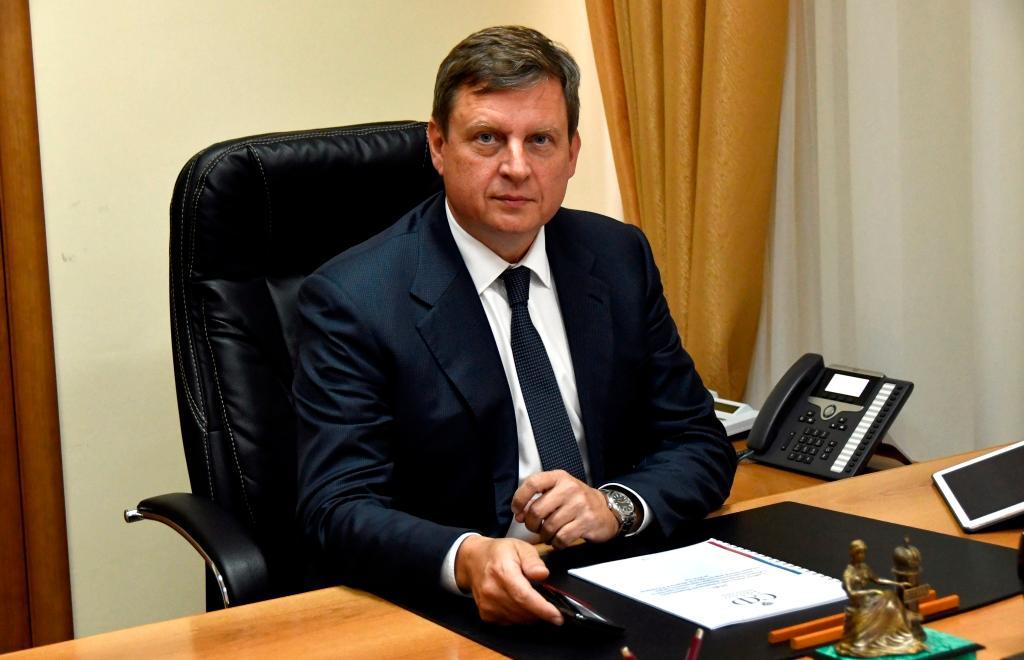 Андрей Епишин наделен полномочиями сенатора от Тверской области - новости Афанасий