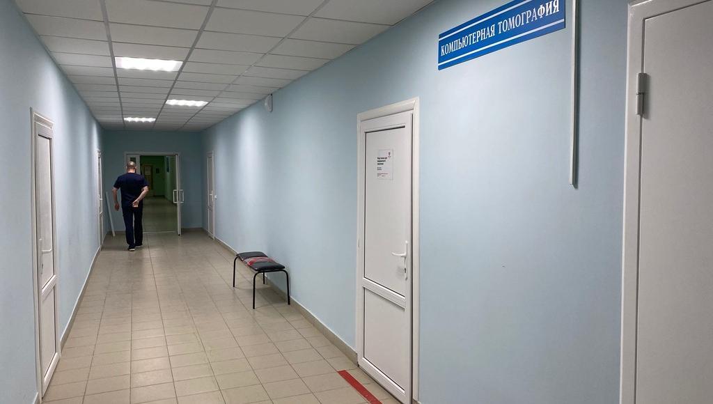 В Кимрах на базе Кимрской ЦРБ с 1 марта начнет работать инфекционный госпиталь