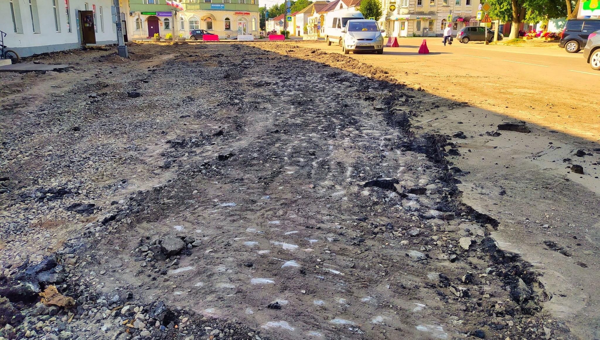 В Торопце Тверской области откопали старинную мостовую - новости Афанасий