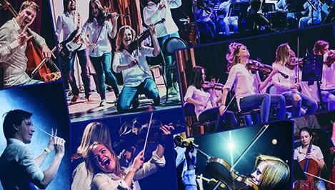 В Твери прозвучат рок-хиты в исполнении симфонического оркестра «RockestraLive»