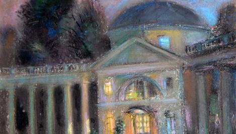 В Твери открывается выставка картин Андрея Юдина «Не покидая «Раек»