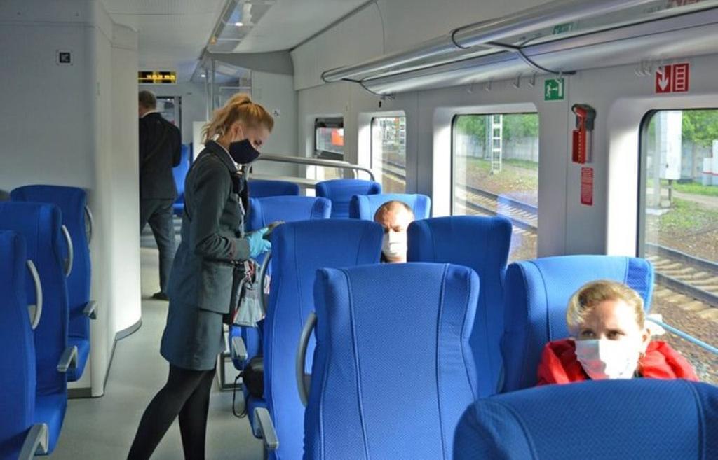 Пригородные поезда, курсирующие через Тверь, проходят ежедневную дезинфекцию - новости Афанасий
