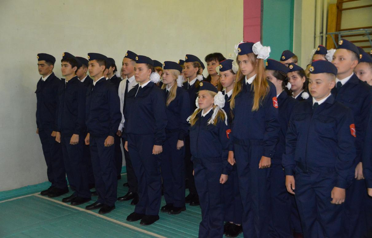 ФСБ открыла кадетский класс в тверской школе - новости Афанасий
